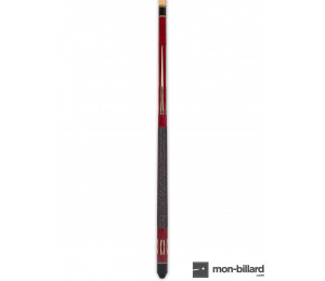 Queue de Billard Américain Tycoon Rouge 145 cm (12mm)