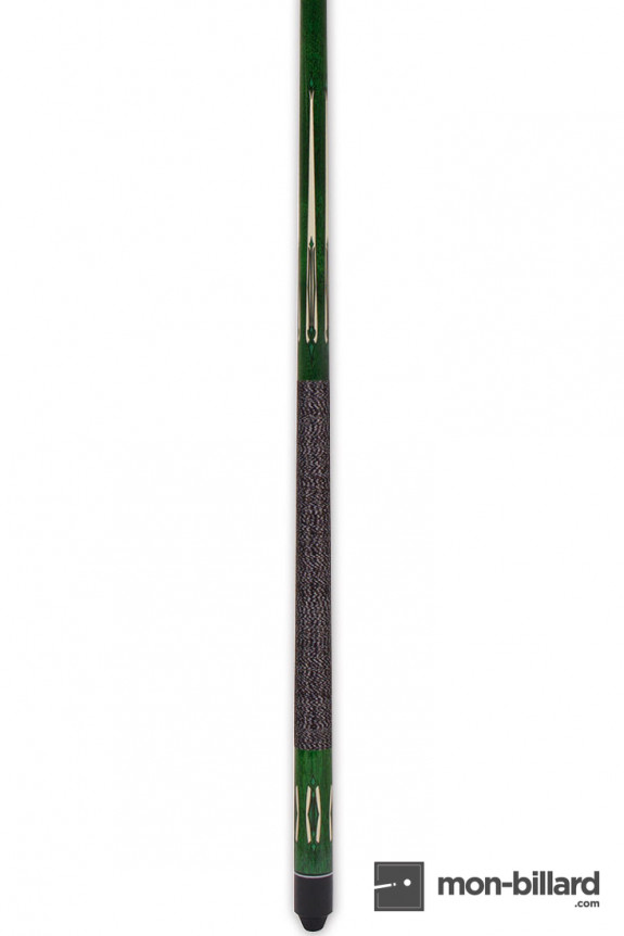 Queue de Billard Américain Tycoon Verte 145 cm (12mm)