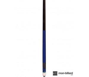 Queue de Billard Américain Flammes Bleues 145 cm (12mm)
