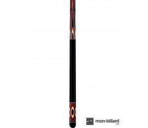 Queue de billard Français Maxton Minerva 8 / 140 cm
