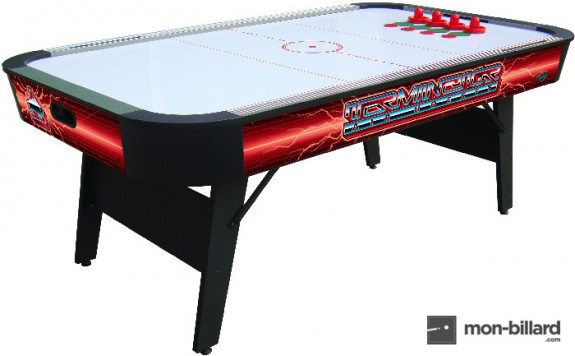 Table Air Hockey Terminator II 7 Ft Pliable