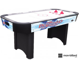 Table Air Hockey Blizzard II 6 Ft