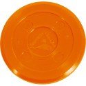 Palet Air Hockey Professionnel 70 mm (Orange)