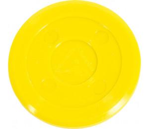 Palet Air Hockey Professionnel 70 mm (Jaune)