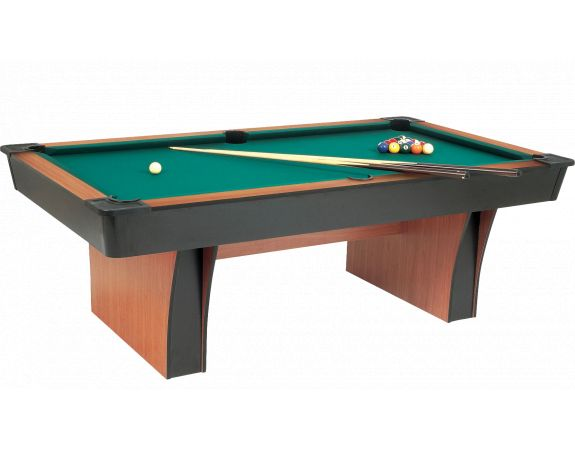 Billard Convertible Garlando Alexandra (6ft/7ft ou 8 ft)