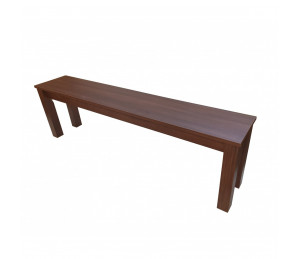 Banc pour table billard René Pierre Wenge