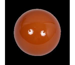 Bille aramith marron - Ø 52 mm