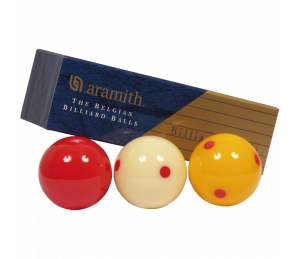 Jeu de bille Français Aramith procup - ø 52.4 mm