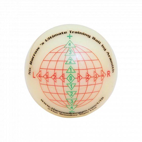 Bille d'entraînement Snooker - ø 52.4 mm
