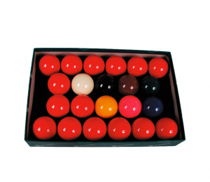 Jeu de bille snooker Aramith Premier - ø 57.2 mm