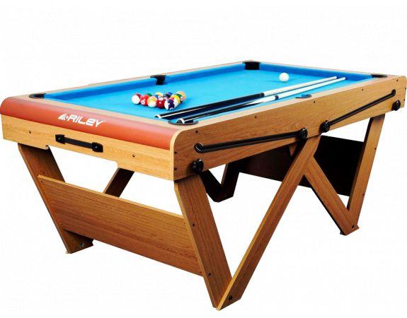 """Billard Pliable Riley """"W"""" 6ft Pool/Snooker"""