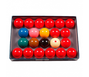 Jeu de bille snooker Aramith tournament - ø 52.4 mm