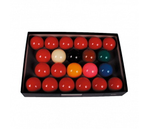 JEU BILLES SNOOKER ø 52 mm Standard