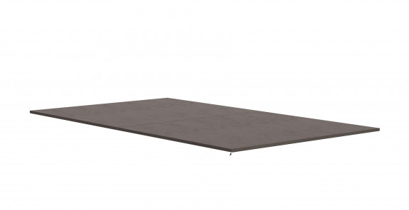 Plateau table René Pierre Anthracite