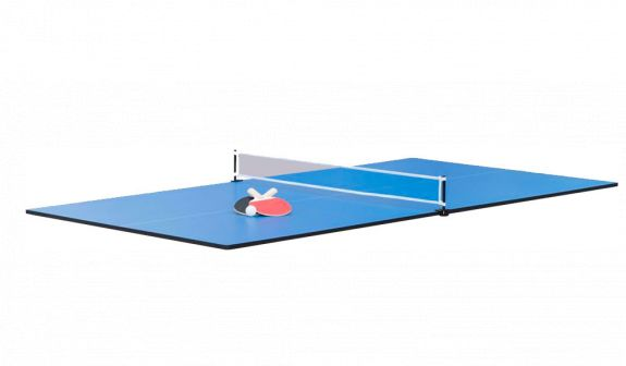 Plateau Table Ping Pong pour billard 7 FT