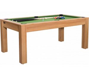 Billard convertible Guillaume 6 ft