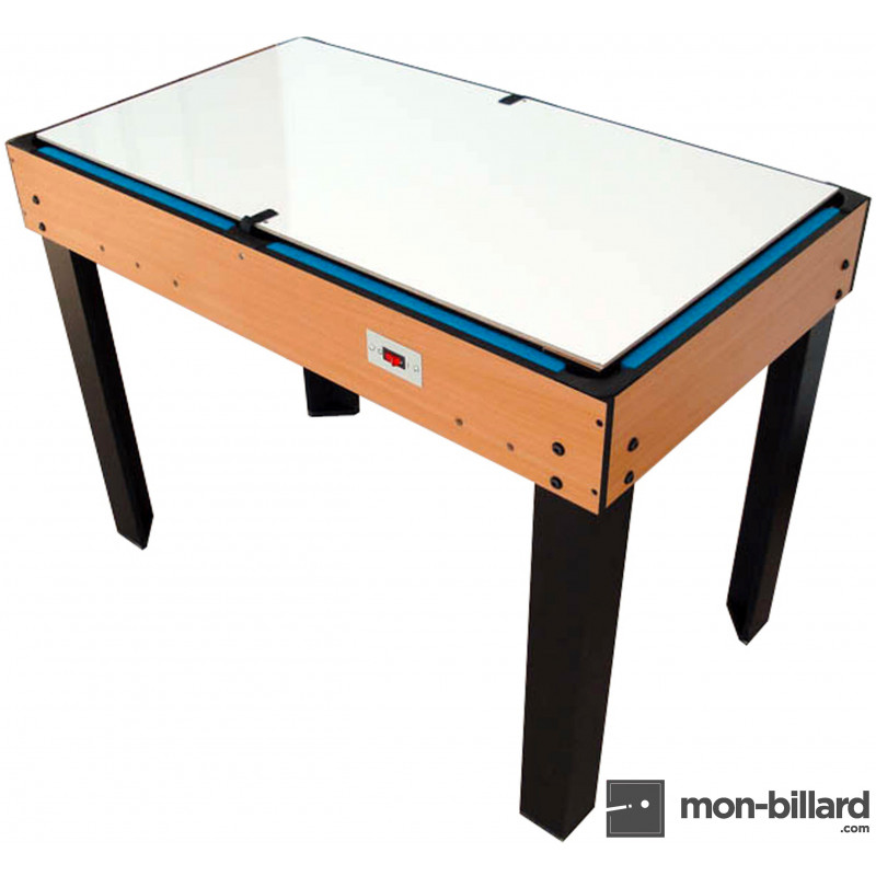 table multi jeux 21 en 1 billard ping pong baby foot en. Black Bedroom Furniture Sets. Home Design Ideas