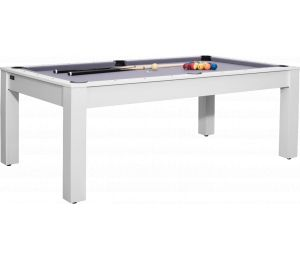 Billard convertible Guillaume Blanc 7 feet