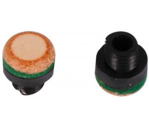 boite de 100 procédés à visser 12 mm / plastique