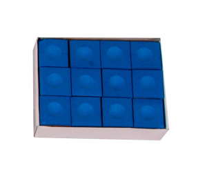 Boite de 12 craies Pioneer bleues