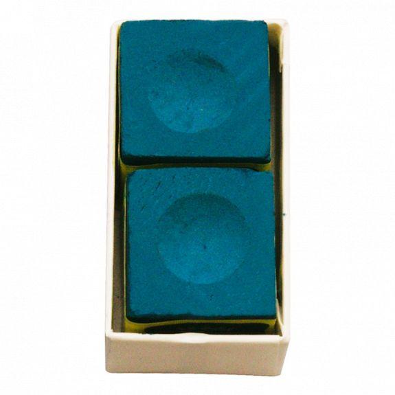 Boite de 2 craies Triangle bleues