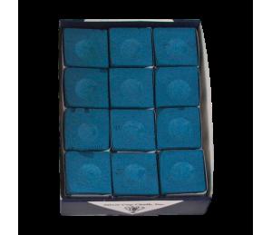 Boite de 12 craies Silvercup bleues