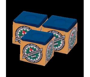 3 craies Nir Super Pro bleues