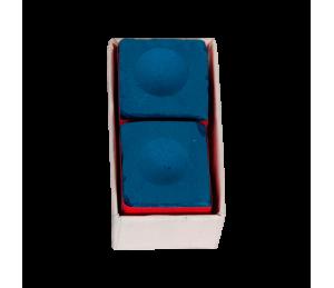 Boite de 2 craies Master bleues