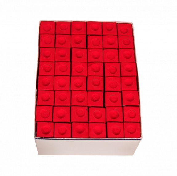Boite de 144 craies Master rouges