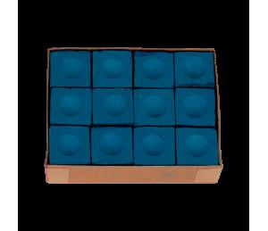Boite de 12 craies Goldstar bleues