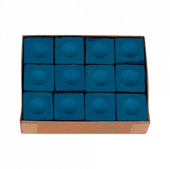 Boite de 12 craies Buffalo bleues