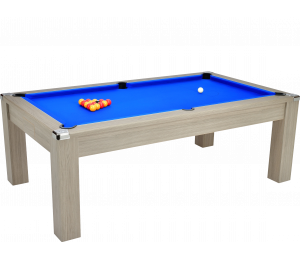 Billard convertible DPT Avant Garde Gris 7FT