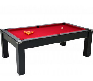 Billard convertible DPT Avant Garde Noir 7FT