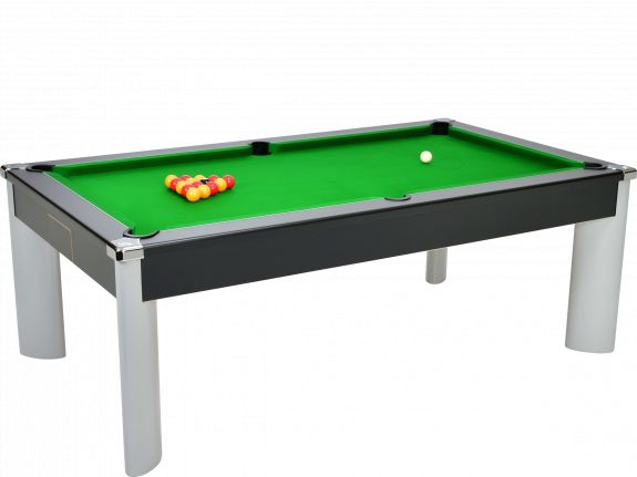 Billard convertible DPT Fusion Noir 6FT