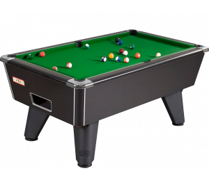 Billard Anglais Supreme Winner Noir 6FT