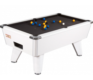 Billard Anglais Supreme Winner Blanc 6FT