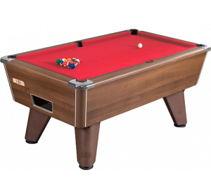 Billard Anglais Supreme Winner Châtaignier 6FT