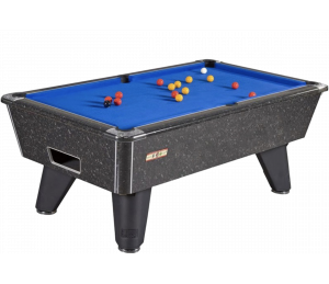 Billard Anglais Supreme Winner Noir Marbré 7FT