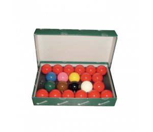 Boules SNOOKER - Aramith 57mm