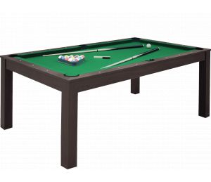 Billard convertible Garlando Miami Wenge