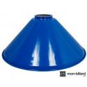 Abat-jour pour luminaire billard bleu