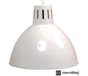 Luminaire pour billard 46 cm Blanc