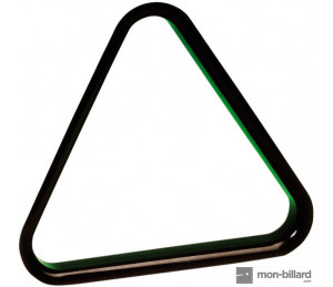 Triangle en plastique pour billes 57,2 mm