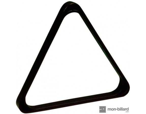 Triangle professionnel en ABS pour billes 57,2 mm