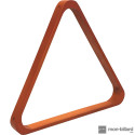 Triangle en érable pour billes 57,2 mm