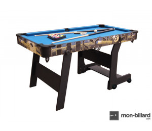 Buffalo Rookie Table 5ft pliable