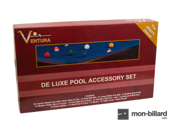 Coffret Accessoires Ventura De Luxe